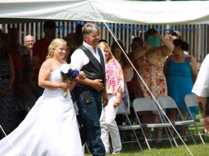 weddings at Susquehanna Trail Campground in NY